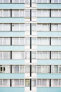 High rise residential buildingの写真素材 [FYI03480289]