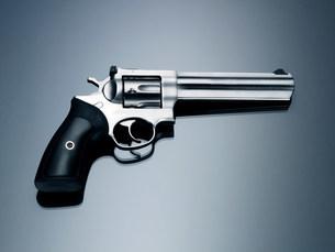 Revolverの写真素材 [FYI03480620]