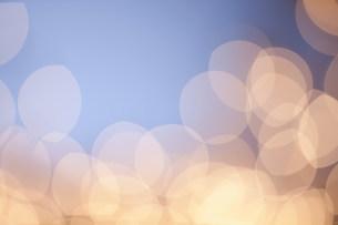 Abstract beige lightsの写真素材 [FYI03481102]