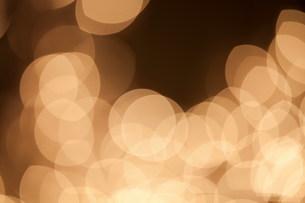 Abstract beige lightsの写真素材 [FYI03481110]
