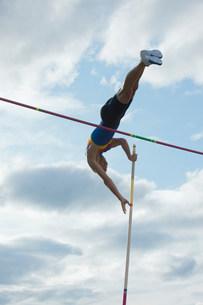 Pole vaulterの写真素材 [FYI03482195]