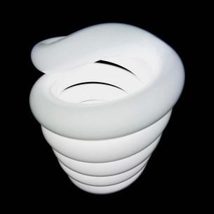 Energy saving lightbulbの写真素材 [FYI03482435]