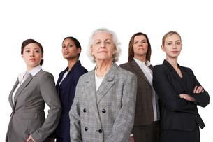 Portrait of businesswomenの写真素材 [FYI03482784]
