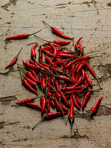 Chilli peppersの写真素材 [FYI03482919]