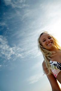Girl teenagerの写真素材 [FYI03487551]