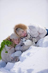 Love of animalsの写真素材 [FYI03490877]