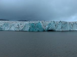 Svalbard landscapeの写真素材 [FYI03492721]