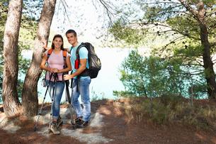 Hikingの写真素材 [FYI03493129]