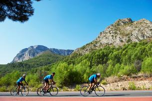 Cycle Racingの写真素材 [FYI03493196]