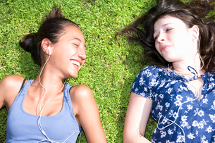 Kids on holidayの写真素材 [FYI03493571]