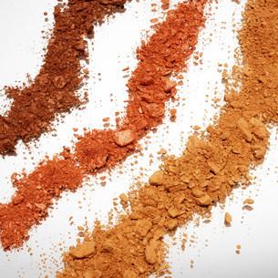 Powdered blusherの写真素材 [FYI03505978]
