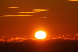 日の出の写真素材 [FYI03508013]