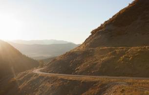Highway 31 aka Energy Loop scenic byway, Fairview, Utahの写真素材 [FYI03509180]