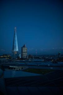 The Shard, London, England, UKの写真素材 [FYI03512336]