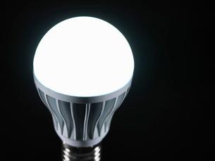 Energy saving LED bulbの写真素材 [FYI03512354]