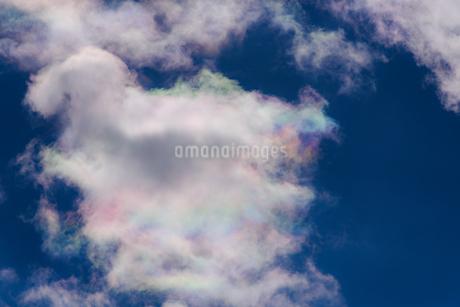 彩雲の写真素材 [FYI03518306]