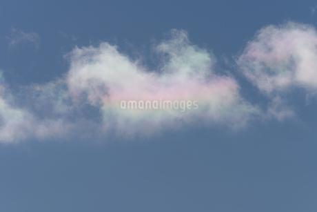 彩雲の写真素材 [FYI03518730]