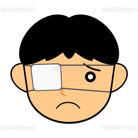眼帯のイラスト素材 [FYI03533129]