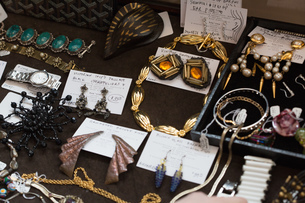 Variety of fashion accessoriesの写真素材 [FYI03547385]