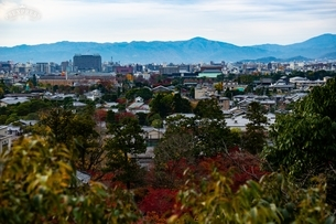 京都の町並みの写真素材 [FYI03548523]