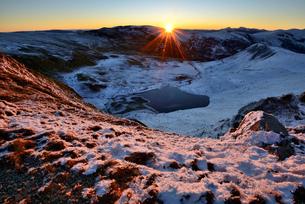 Svidovets Mountain Ridge, Carpathian Mountains, Ivano-Frankovsk Region, Ukraineの写真素材 [FYI03548630]
