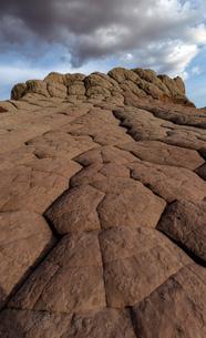 White Pocket, Paria Plateau, Arizona, USAの写真素材 [FYI03557648]