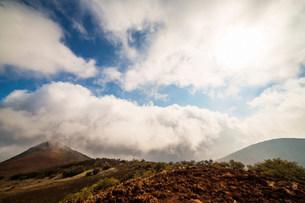 Mauna Kea, Big Island, Hawaii, USAの写真素材 [FYI03585909]