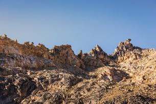 Rugged mountain landscape, Nahuel Huapi National Park, Rio Negro, Argentinaの写真素材 [FYI03590190]