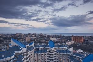 Cityscape, Odessa, Odessa Oblast, Ukraine, Europeの写真素材 [FYI03599017]