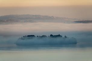 Isola Madre, Borromean Islands, Lago Maggiore, Lombardia, Italyの写真素材 [FYI03606005]