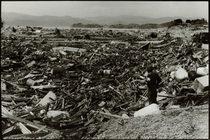 Rikuzentakata, the 2011 Tohoku Earthquake and Tsunamiの写真素材 [FYI03614061]