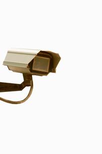 Security camera.の写真素材 [FYI03629440]