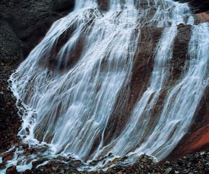 Cascade waterfallの写真素材 [FYI03630394]