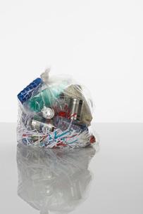 Garbage bagの写真素材 [FYI03632424]