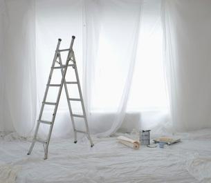 Flat paintingの写真素材 [FYI03634116]