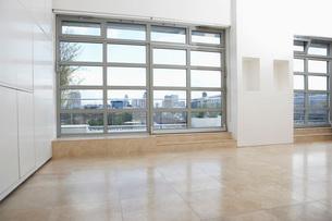 Empty apartmentの写真素材 [FYI03637620]