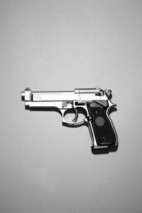 Automatic pistolの写真素材 [FYI03638876]