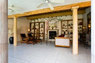 Showcase interiorの写真素材 [FYI03639626]