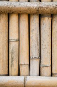 Bamboo Fence in Koraku-en Parkの写真素材 [FYI03640318]