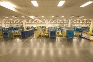 Newspaper factory interiorの写真素材 [FYI03640642]