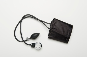 Blood pressure gaugeの写真素材 [FYI03642814]