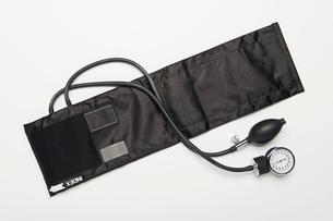 Blood pressure gaugeの写真素材 [FYI03642815]