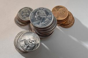 Coinsの写真素材 [FYI03648762]