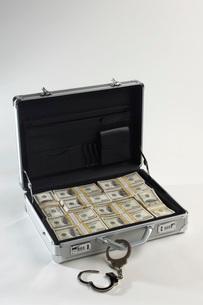 Briefcase Full of Moneyの写真素材 [FYI03648773]