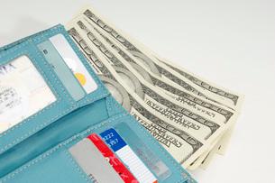 Wallet Full of Moneyの写真素材 [FYI03648795]