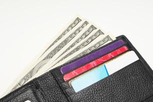 Wallet Full of Moneyの写真素材 [FYI03648803]