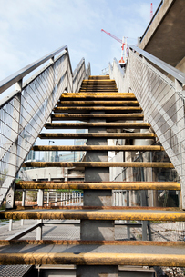 Stairs going upの写真素材 [FYI03649180]
