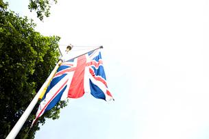 British Flagの写真素材 [FYI03649209]
