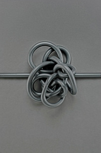Tangled wireの写真素材 [FYI03650682]