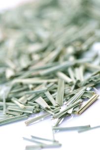 Close up of dried lemon grassの写真素材 [FYI03653747]